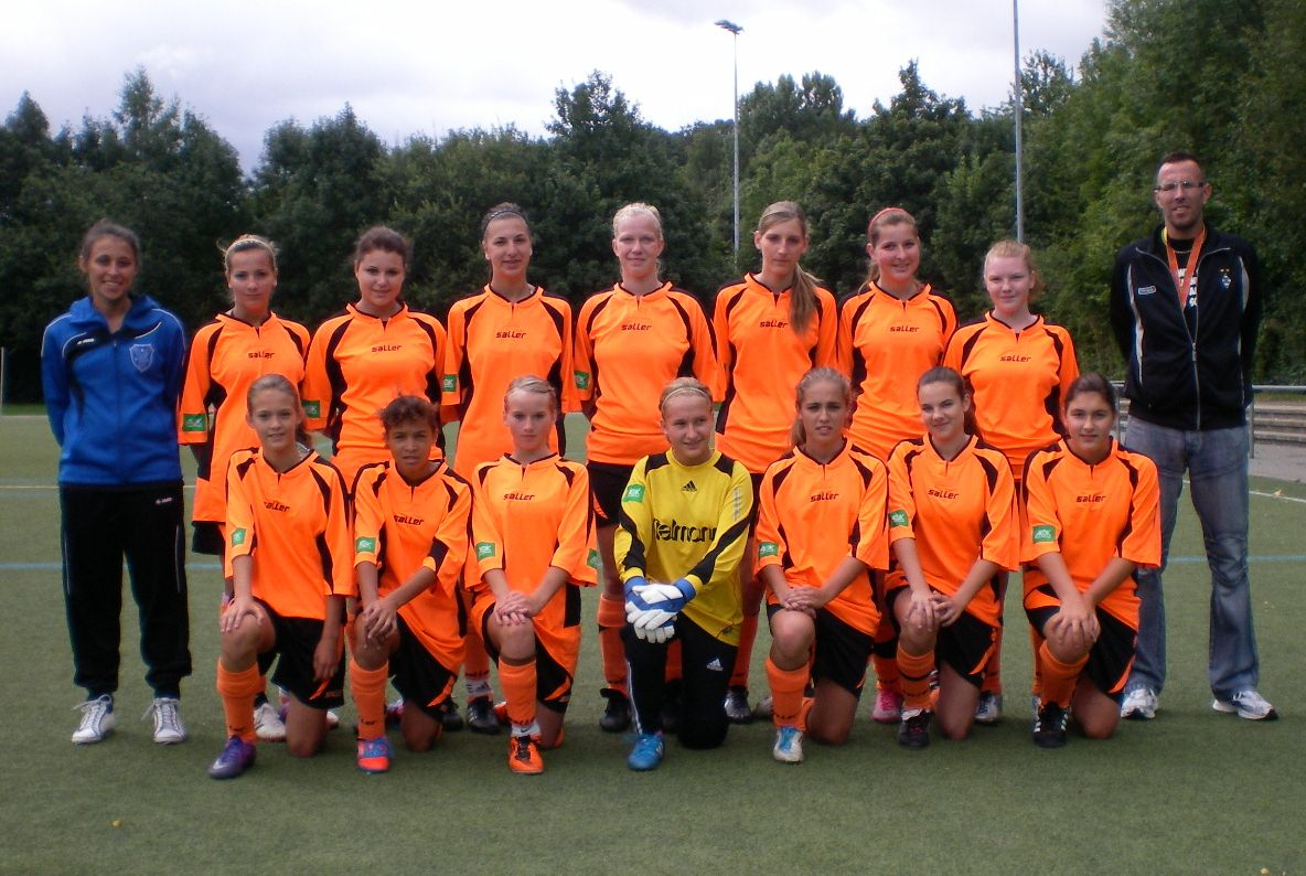 B-Juniorinnen (U17)