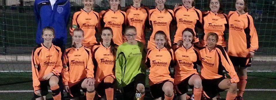 U16 gewinnt Regionalpokal!