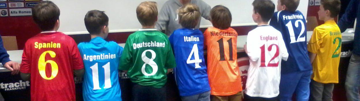 Auslosung zur Kaufland Mini-WM