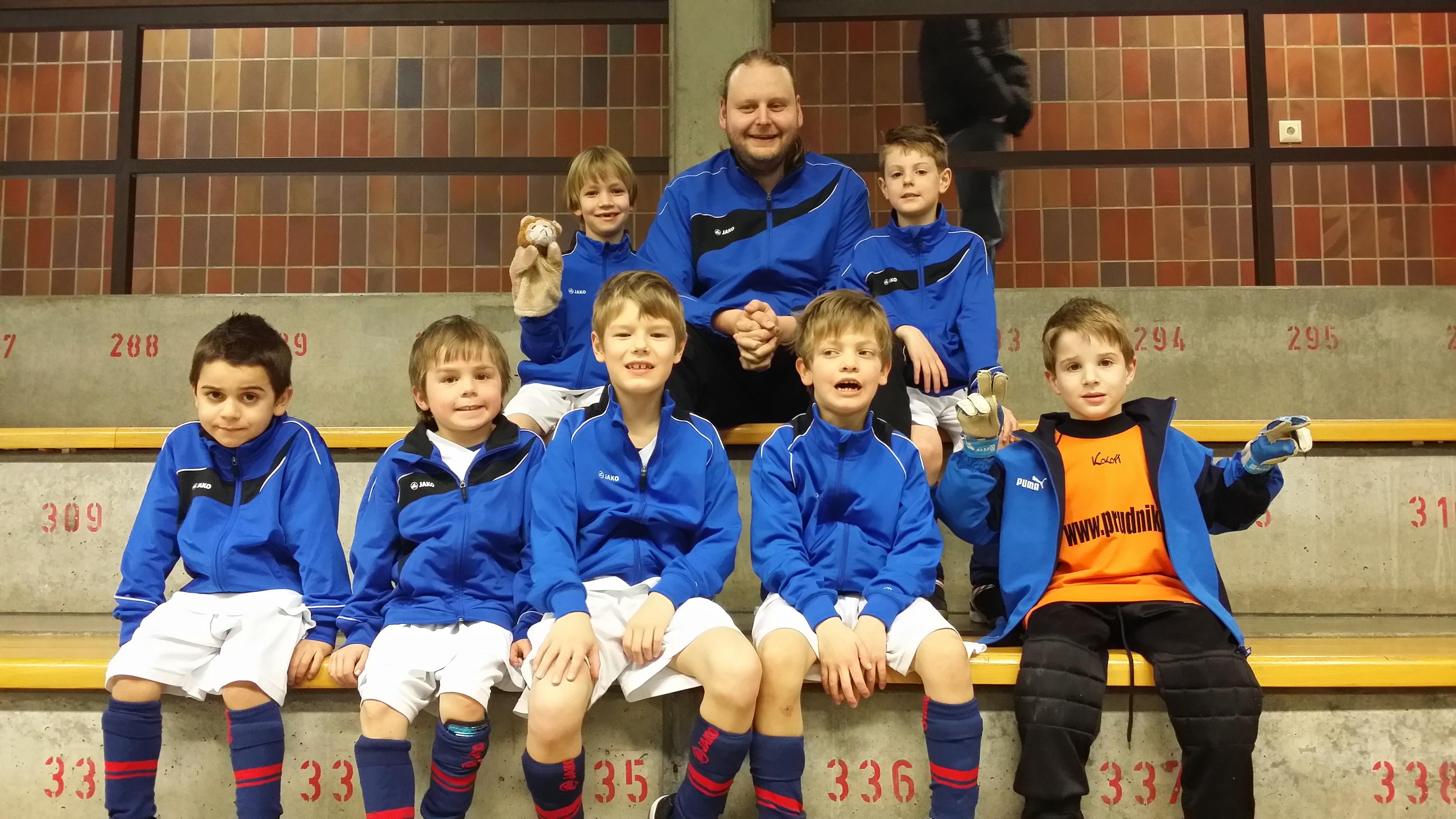 1.3.2014 – Hallenturnier F2-Junioren in Kelsterbach