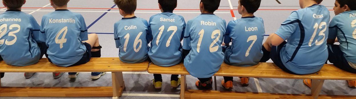 D2 Futsal in Niederhöchstadt