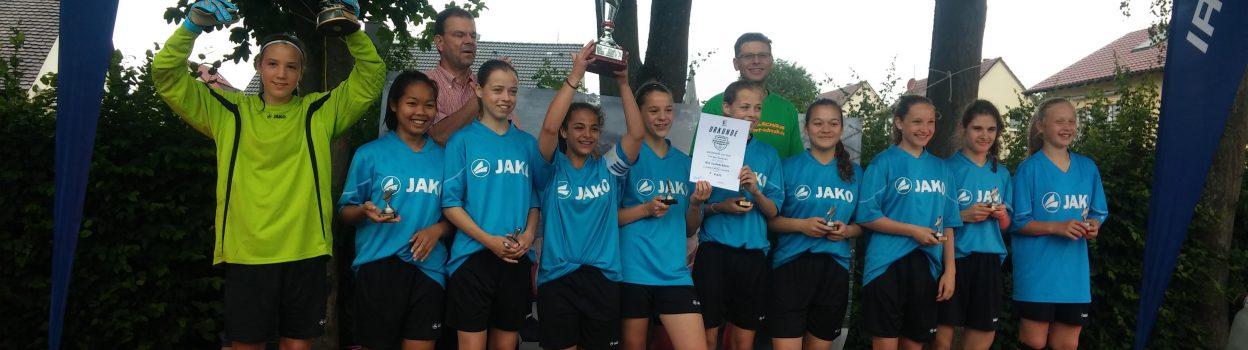 U15 gewinnt den Wiesenborncup in Bad Homburg!