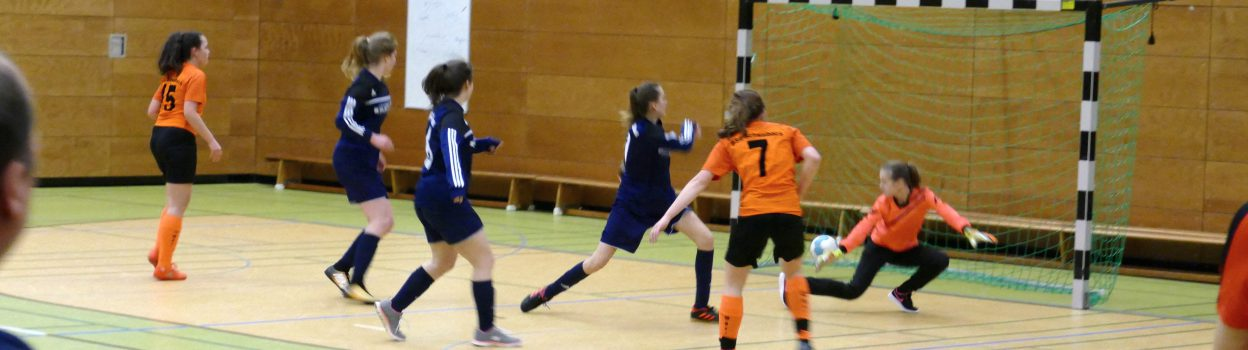 U11 bis U17: Futsal-Regionalmeisterschaft (10.02.19)