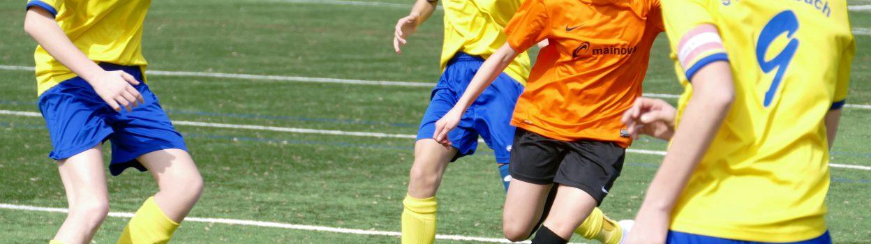 U13: BSC vs. Fischbach (23.03.19)