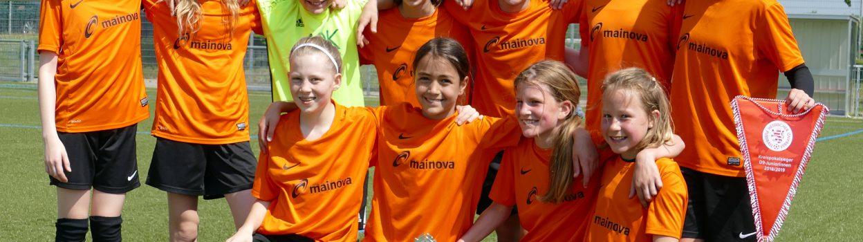U13: Kreispokalsieger 2019
