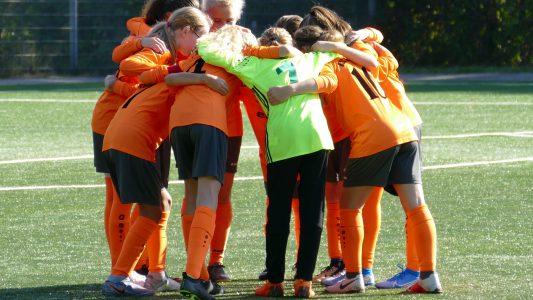 U13: Erfolgreiche Quali Gruppenliga (09.2019)