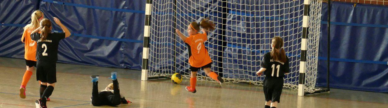 U11 + U13 erneut Futsal-Kreismeister (14.12.19)
