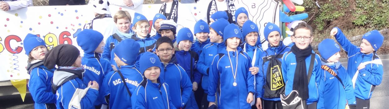 Die F-Junioren der Saison 2013/2014
