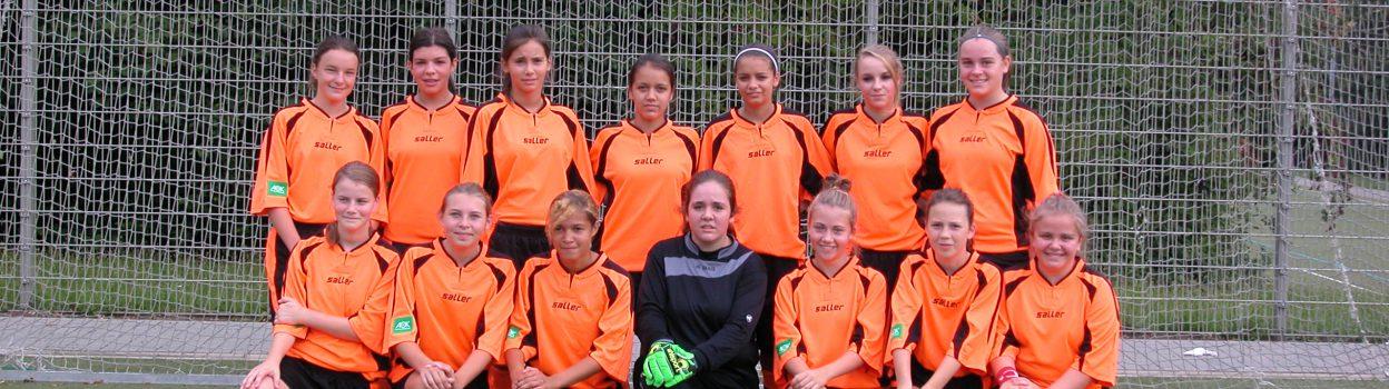 Trainingsspiel der U14 gegen Riedberg U16