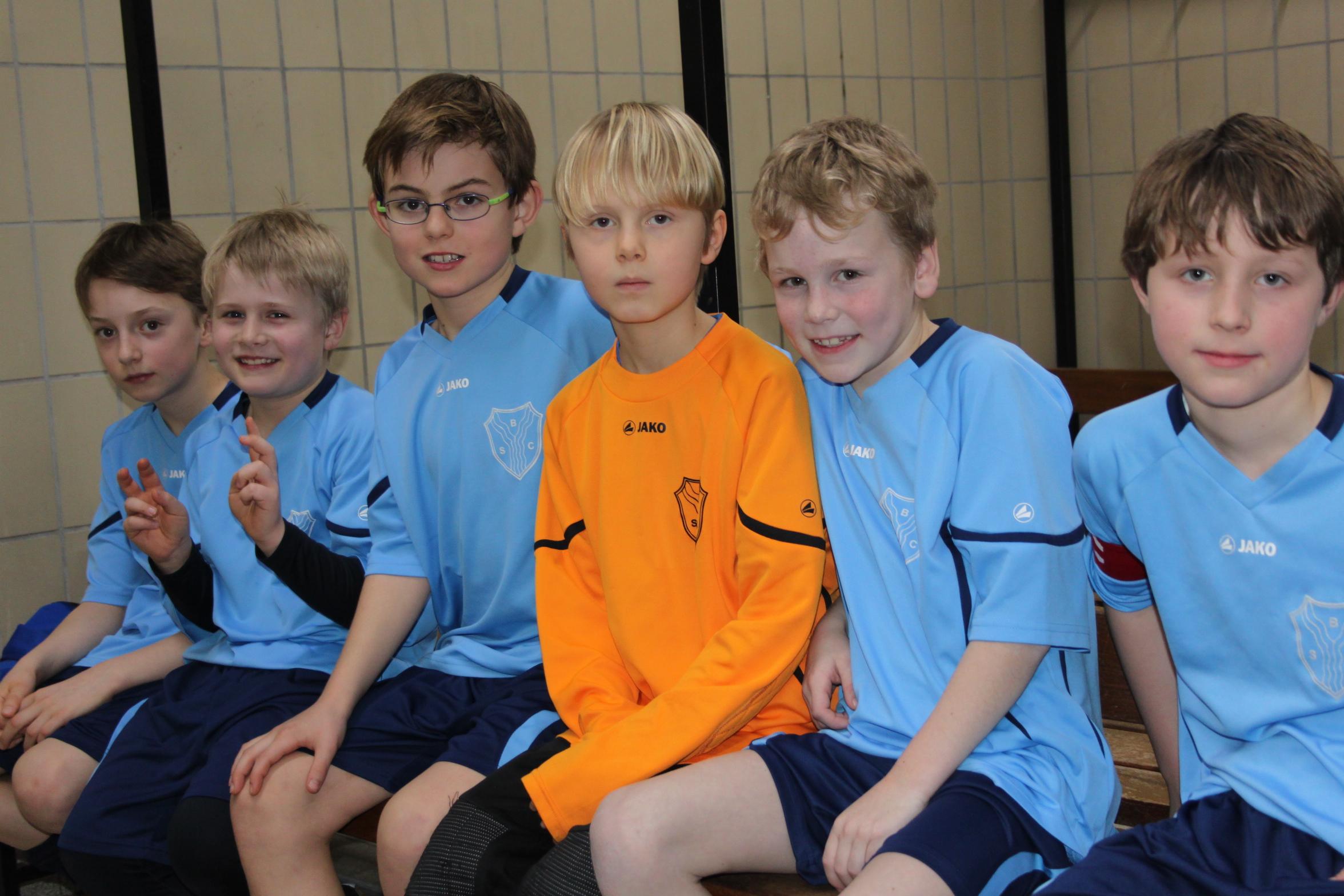 E-Jungs spielen am 01.02. bei der Hallenrunde in Kriftel