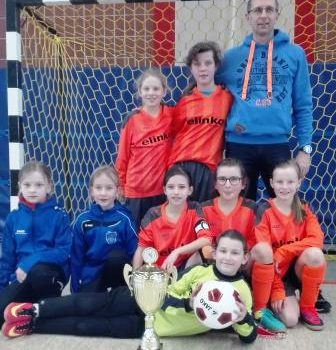 Die U11 wird Futsal-Kreismeister 2017