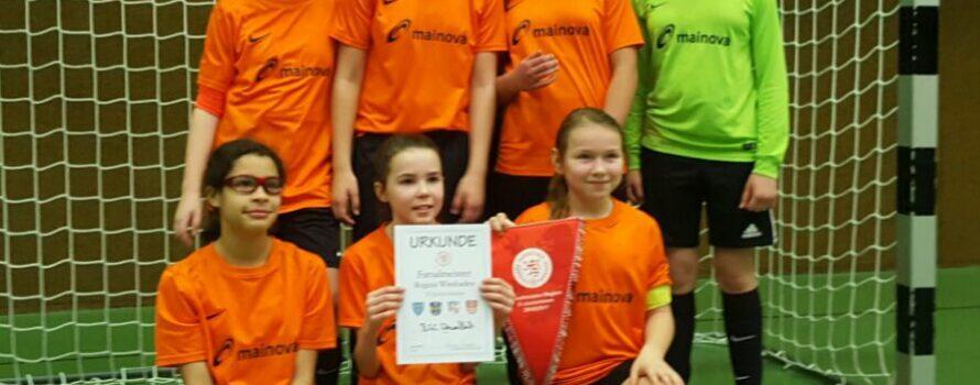 U 13 ist Futsal- Regionalmeister