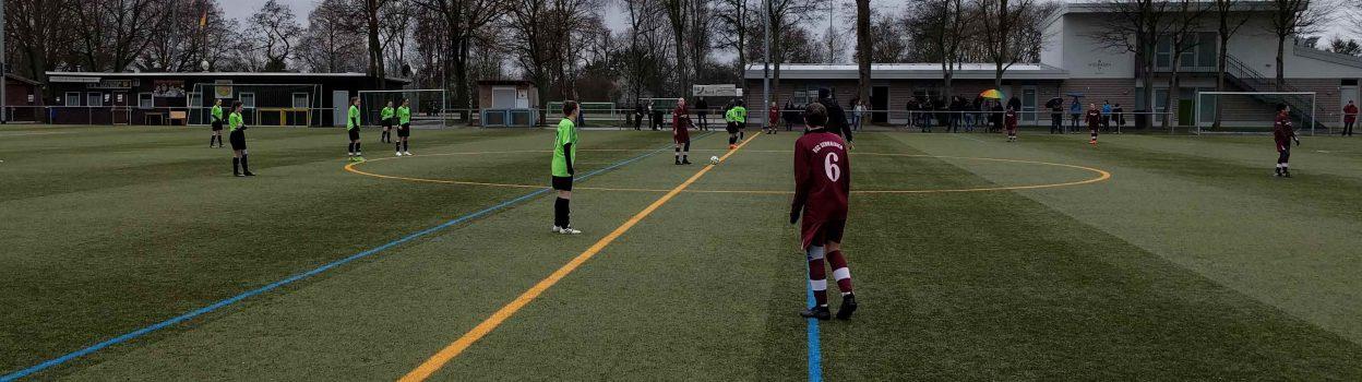 U17 gewinnt in Wiesbaden