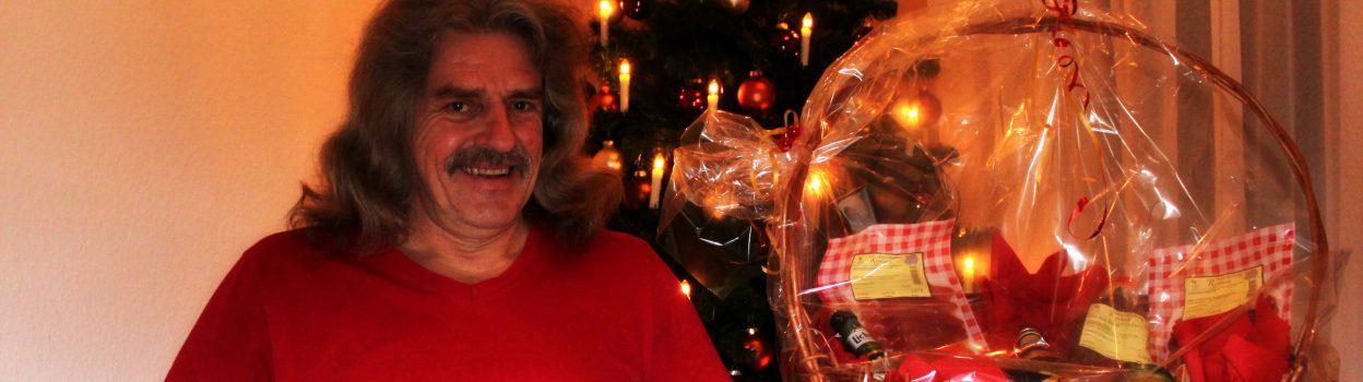 Die Weihnachtspredigt bei der D2