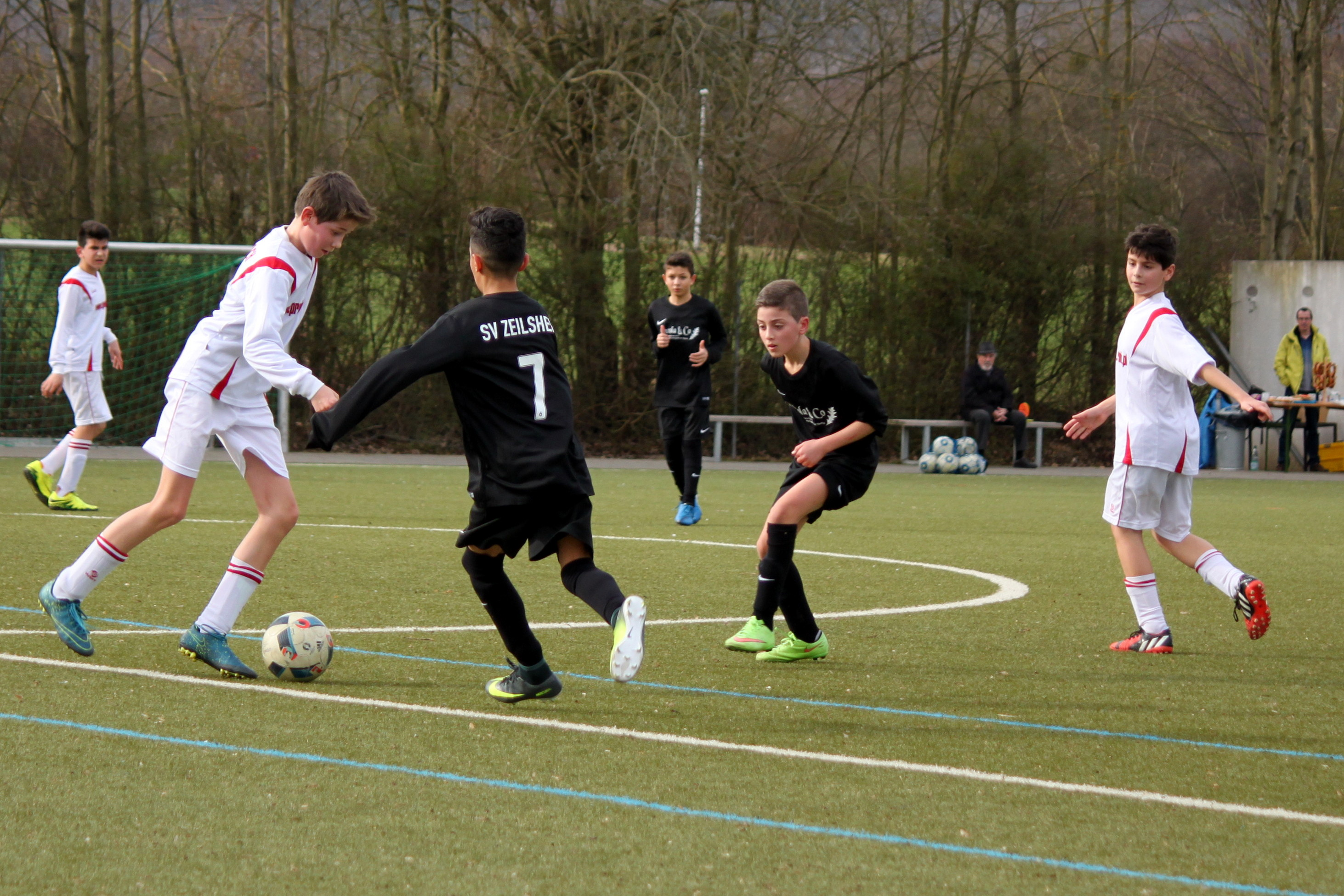 Glücklicher Erfolg der D2 im Derby gegen Neuenhain