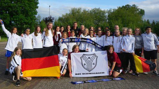 Brabant Girls Cup Rosmalen 2019