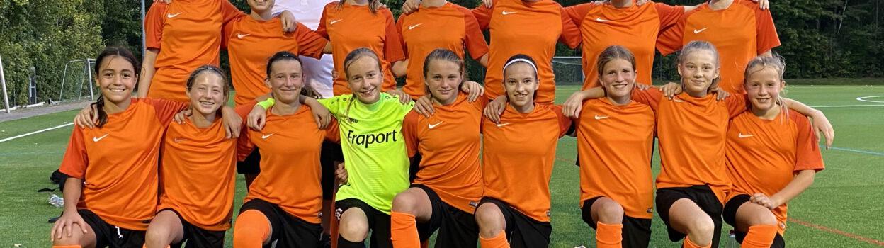 U15 Rückblick II 20/21 League Cup + Kreispokal (04.09.21)