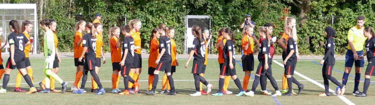U15: Hessenligameister zu Gast (09.09.18)